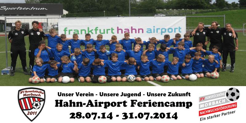 Hahn – Airport Fussballcamp 2014