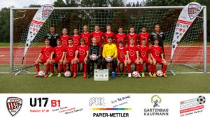 U17 B1: Vorbericht ~ JSG Ruwertal – JFV HH Morbach ~ So., 29.04.2018 11:00 Uhr