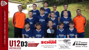 U12 D3: JSG Zell – JSG Hunsrückhöhe Morbach 4-1 (3-0)