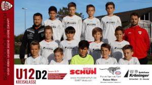 U12 D2: JSG Vulkaneifel Hontheim – JSG Hunsrückhöhe Morbach 0-4 (0-2)