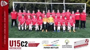 U15 C2: JFV HH Morbach –  JSG Mittelmoseltal Mülheim-Brauneberg 3-0 (1-0)
