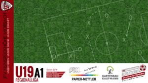 U19 A1: JFV HH Morbach – Ahrweiler BC 3-4 (2-2)
