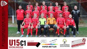 U15 C1: JSG Kripp – JFV HH Morbach 3-0 (1-0)