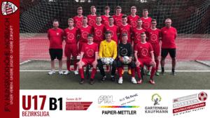 U19 A1: JFV HH Morbach – JSG Eifelhöhe-Mehren 1-2 (1-0)