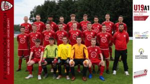 U19 A1: Vorbericht ~ EGC Wirges – JFV Hunsrückhöhe Morbach ~ So., 25.08.19 13:00 Uhr