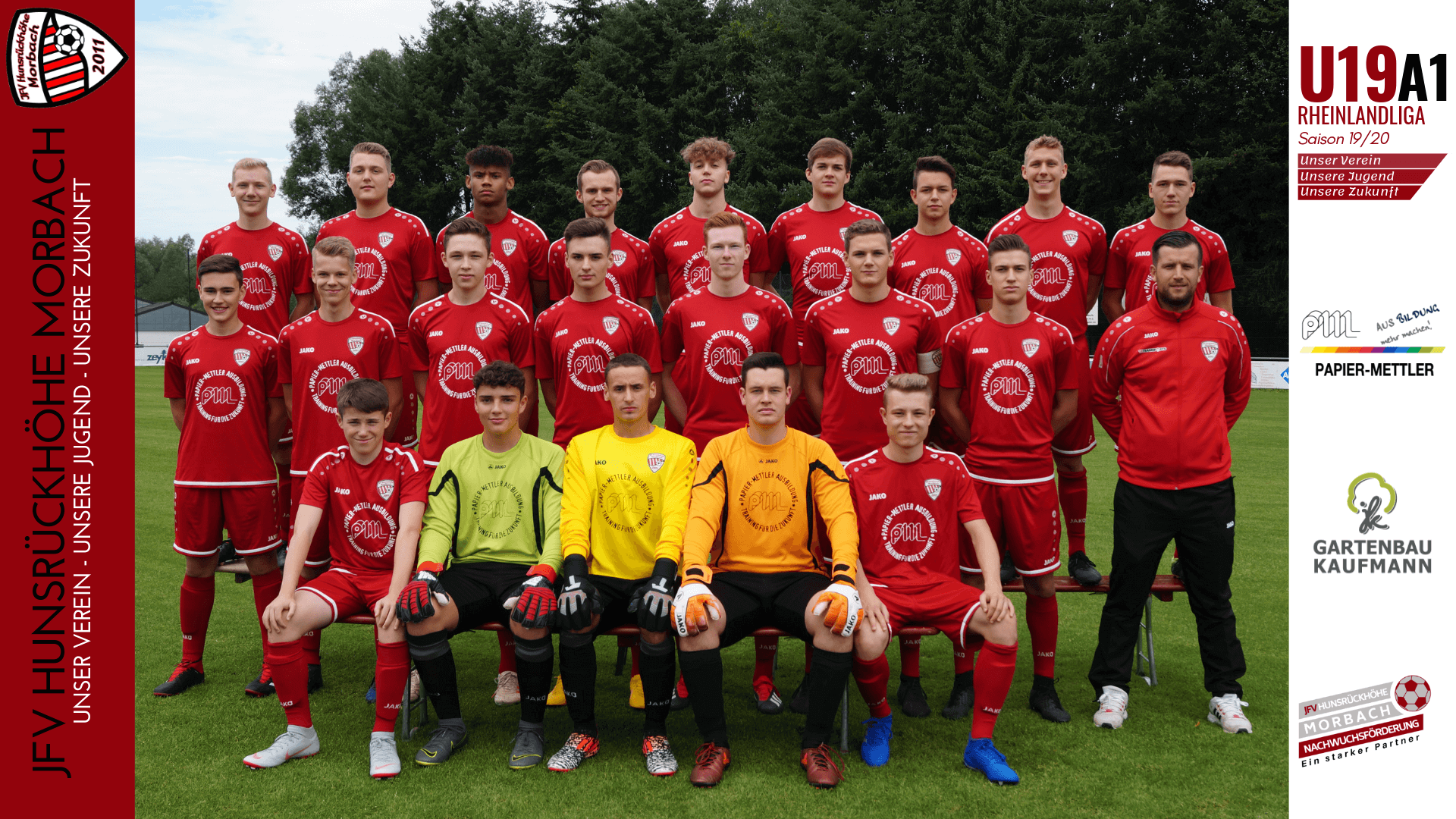 U19 A1: JFV Hunsrückhöhe Morbach – Mosella Schweich 4-1 (1-0)