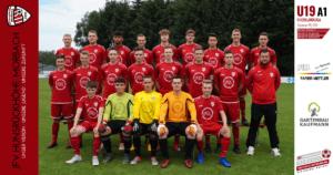 U19 A1: JFV Hunsrückhöhe Morbach – BC Ahrweiler 2:1 (2:1)