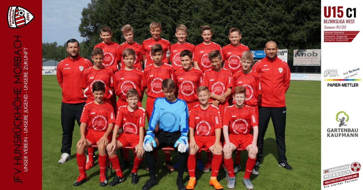 U15 C1: JFV Hunsrückhöhe Morbach – JSG Eifelhöhe-Kelberg 2:0 (1:0)