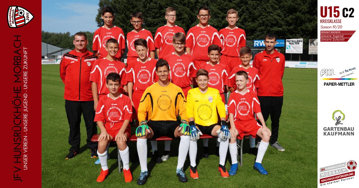 U15 C2: JSG Niederemmel – JFV Hunsrückhöhe Morbach 3-0 (1-0)