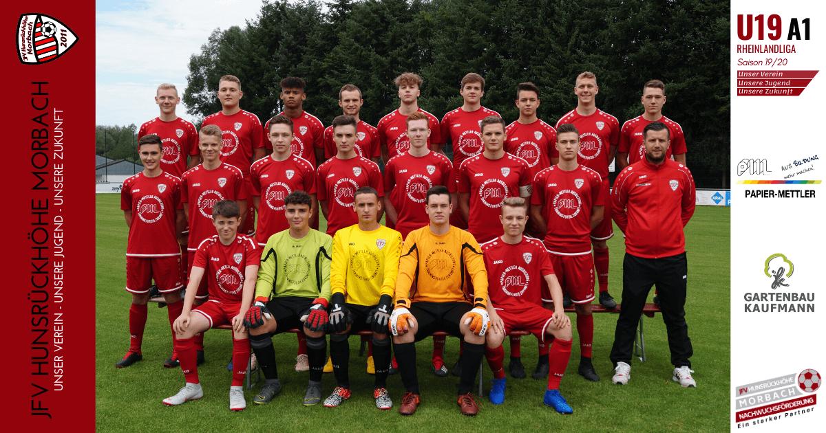U19 A1: JFV Hunsrückhöhe Morbach – Spvgg. EGC Wirges 5-1 (5-0)