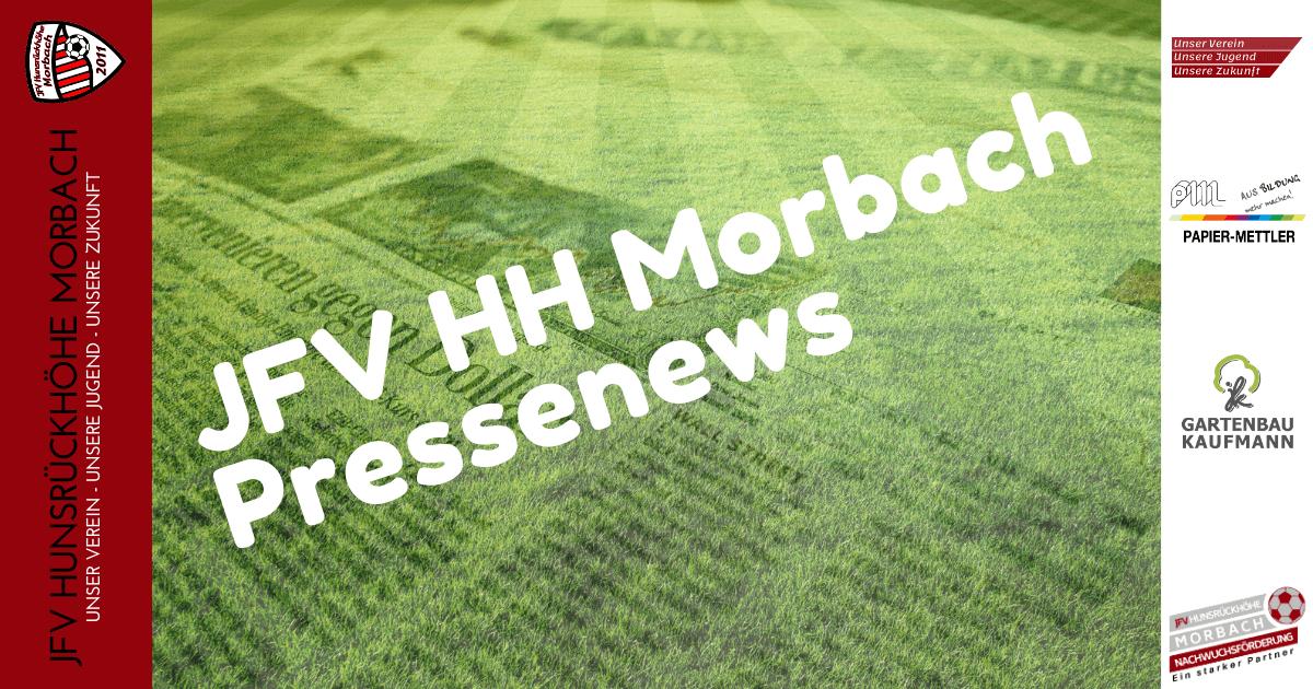 JFV HH Morbach – PRESSENEWS