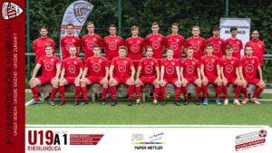 U19 A1: JFV Hunsrückhöhe Morbach – JFV Bitburg 3:1 (2:0)