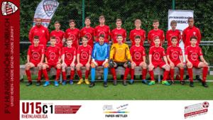 U15 C1: Vorbericht ~ JFV Hunsrückhöhe Morbach – SV Eintracht Trier II ~ Fr., 09.10.2020 18:00 Uhr