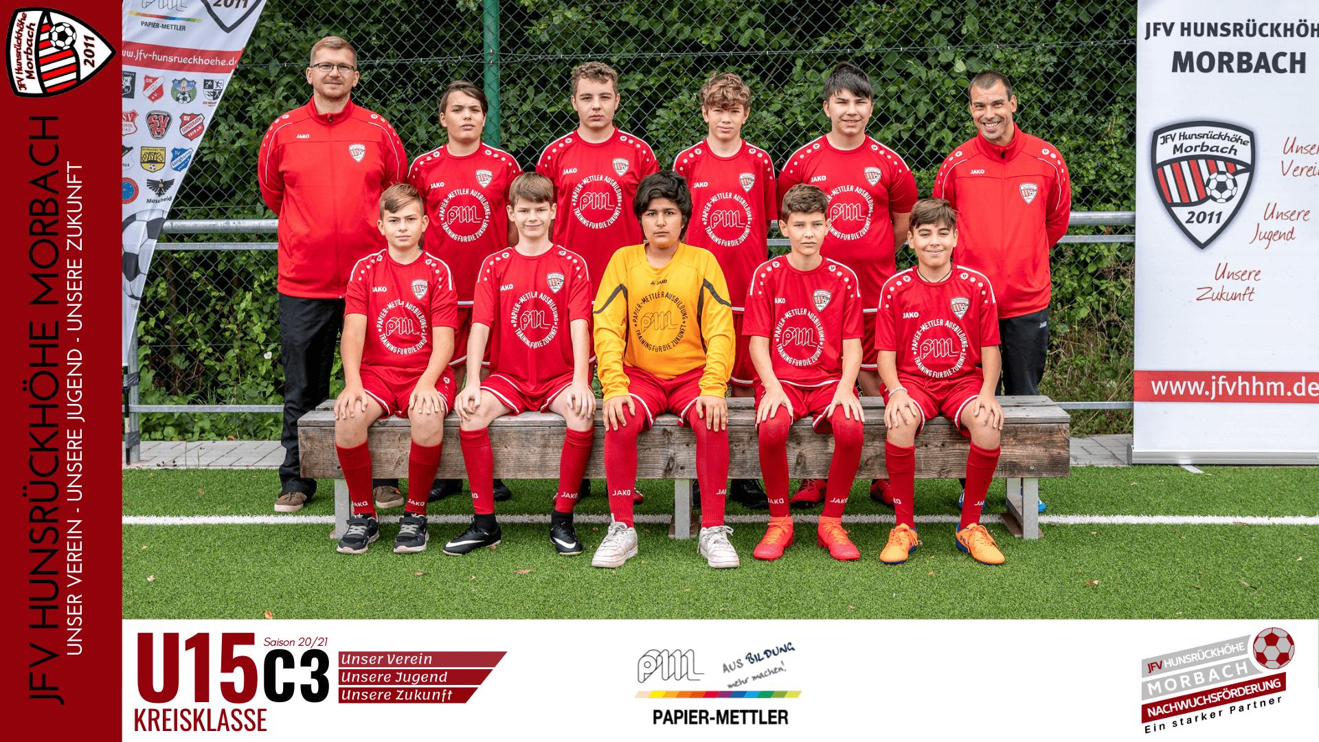 U15 C1: JFV Hunsrückhöhe Morbach – MSG Eintracht Dörbach 0:5 (0:2)