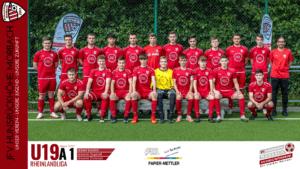 Read more about the article U19 A1: JFV JFV HH Morbach – JSG Schneifel-Obere Kyll/Ahr-Stadtkyll 2-2 (2-1)